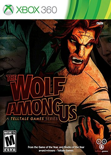 The Wolf Among Us - Xbox 360 (Game Beasts Xbox 360)