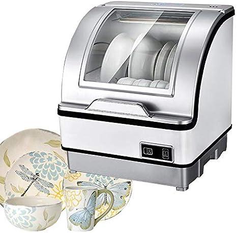 Lavavajillas automático para platos electrónicos, secador de ...
