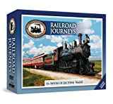 Railroad Journeys (18-pack) by Topics Entertainment by Greg Scholl, Solaris Films, World Steam Films Les Jarrett