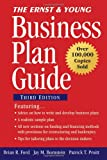 The Ernst and Young Business Plan Guide, Brian R. Ford and Ernst and Young Firm Staff, 0470112697