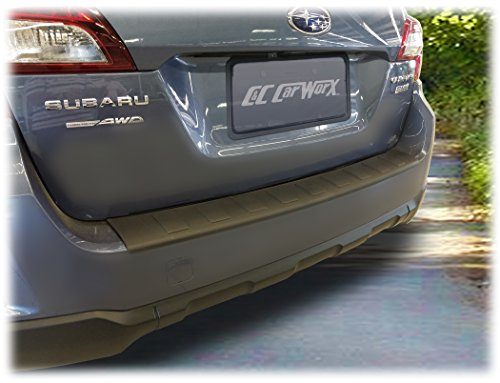 C&C Car Worx Rear Bumper Cover Guard Protection for 2015-2016-2017 Subaru Outback Wagon