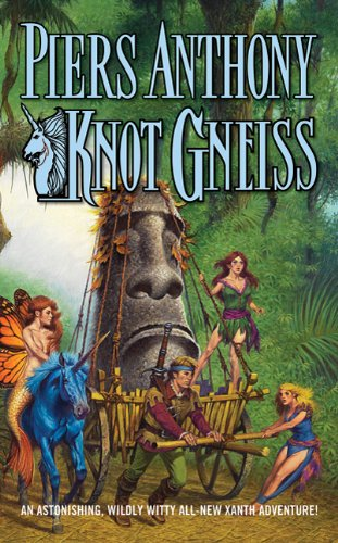 Read Online Knot Gneiss (Xanth, No. 34) pdf