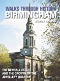 Walks Through History: Birmingham by John Wilks front cover