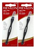 Revlon Beauty Tools Cuticle Trimmer with Cap - 2 Pack