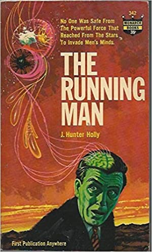 The Running Man: J Hunter Holly, Ralph Brillhart: Amazon com: Books