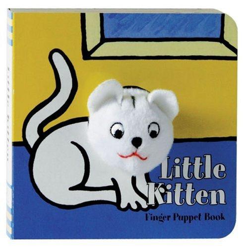Little Kitten: Finger Puppet Book (Little Finger Puppet Board Books)]()