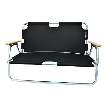 Amazon.com: Algoma silla deportiva, Negro: Jardín y Exteriores