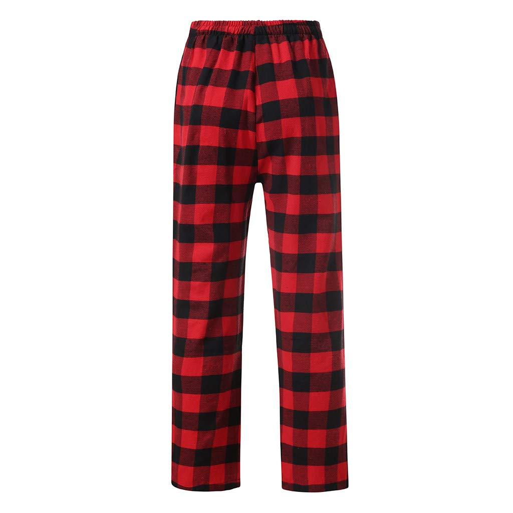Men s Casual Loose Buffalo Plaid Pajama Pants Soft Cotton Flannel Winter Lounge  Bottoms at Amazon Men s Clothing store  9751ce267