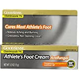 GoodSense Clotrimazole Foot Cream, 0.5 Ounce