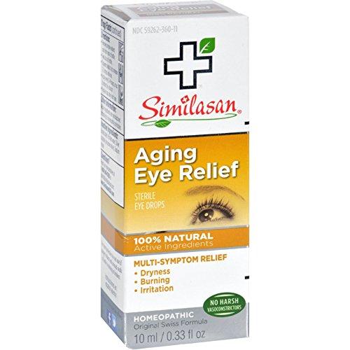 Similasan Eye Drops - Aging Relief - .33 fl oz