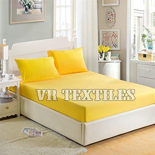 VR Textiles Juego de sábanas bajeras ajustables de la mejor ...