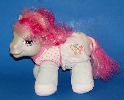 Amazon.com: My Little Pony So Soft Baby Pony ~ Tripsy Daisy: Toys & Games
