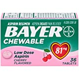 Bayer Bayer Children's Aspirin Chewable Low Dose Cherry