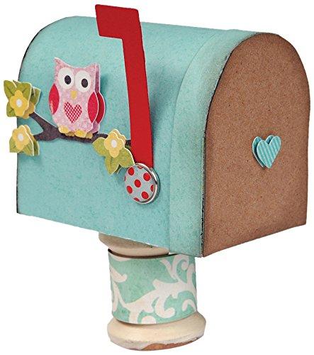 Sizzix Bigz XL Die, 6 by 13.75-Inch, Mailbox Box