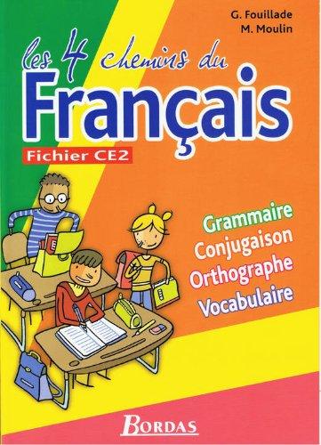 Les 4 Chemins Francais Eleve 9782047299197 Amazon Com Books