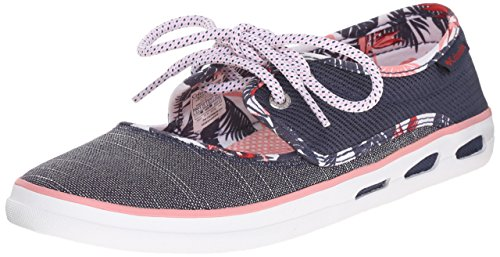 Shoe Red Nocturnal Toe Women's Vent Peep N Columbia Vulc Casual Bright wgfS0qR