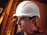 Centurion Concept Safety Helmet S08 ABS Hard Hat Reduced Peak Vented Ratchet Headband