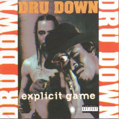 Dru Down-Explicit Game-CD-FLAC-1994-FATHEAD Download