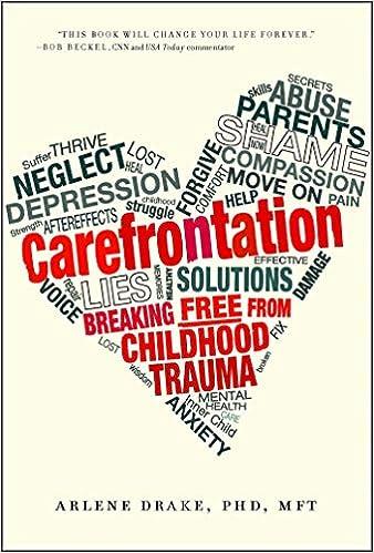 Carefrontation Breaking Free From Childhood Trauma Arlene Drake