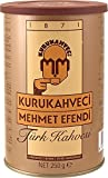 Mehmet Efendi Turkish Coffee 250 Gram Can
