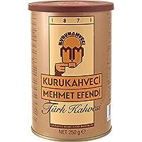 Mehmet Efendi Turkish Coffee, 250 Gram Can