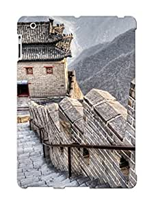 Improviselike High Quality Great Wall Of China Case For Ipad 2/3/4 / Perfect Case For Lovers by icecream design