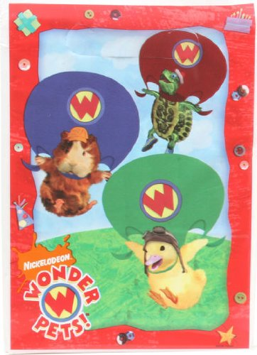 Wonder Pets Treat Bags (8 count) -