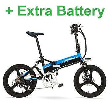 Bicicleta eléctrica plegable de alta calidad de G550 20 pulgadas, 36V 13.8Ah / 240W