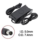 YTech 19.5V 4.62A 90W Laptop Ac Adapter Battery Charger Supply for Dell Inspiron 15-3542 15-5547 15-3537,Precision M2400 M4400 M4500 Power Cord (12 months warranty)