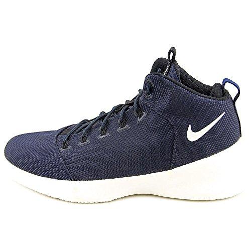Scarpe Da Basket Nike Mens Hyperfr3sh, Nero, Talla Nero (ossidiana / Vela-nero)