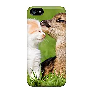 For NwoxxFO606MeQwp Forever Friends Protective SkinCase For Iphone 5/5S Cover