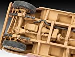 Revell Germany British 4x4 Off-Road Vehicle 109 Model Kit (1:35 Scale) by MMD Holdings, LLC