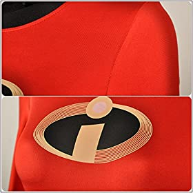 - 51r3kBhkyXL - Yejue The Incredibles 2 Super Woman Mr. Incredible Zentai Jumpsuit