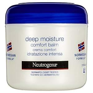 Neutrogena Norwegian Formula Deep Moisture Body Balm, 300mL