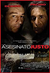 Asesinato justo [DVD]