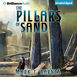 The Pillars of Sand Hörbuch