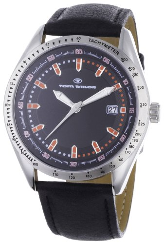 TOM TAILOR Unisex-Armbanduhr 5405601