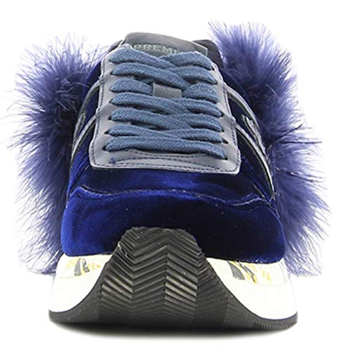 Premiata Blu Piume Holly Con 2565 Sneaker pqRqwH1Y