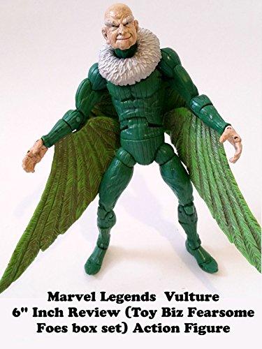 Review: Marvel Legends Vulture 6
