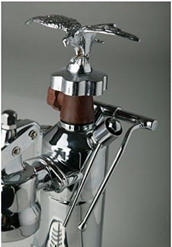 Handhebel-Espressomaschine LA Pavoni Kolben Espressomaschine europic Co Lusso