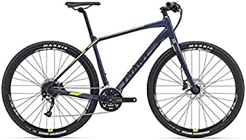 GIANT Tough Road SLR 2 28 Bicicleta Cross Azul/Verde/Gris Oscuro ...