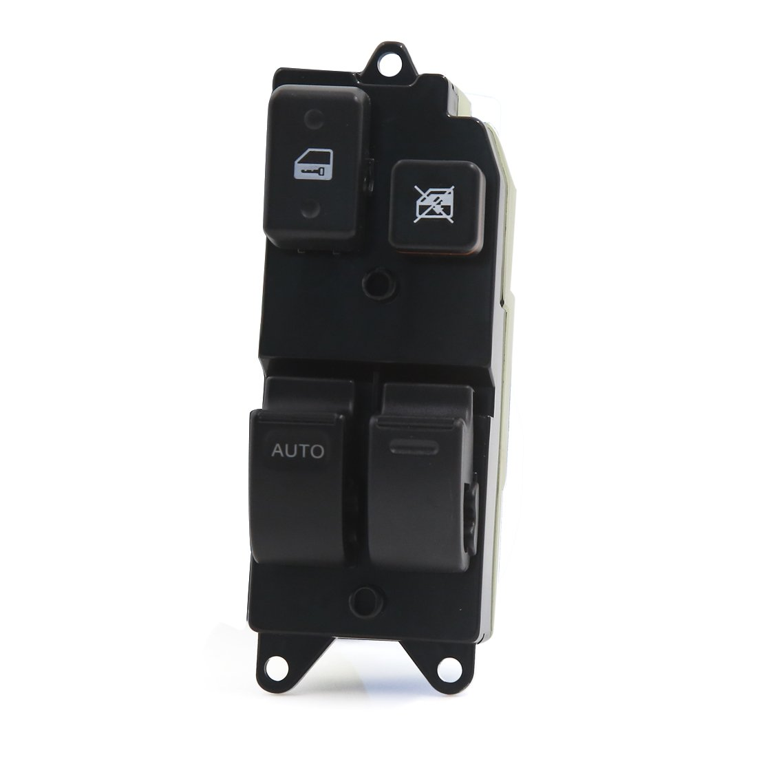uxcell Front Left Power Window Control Switch 84820-16060 for 1989-2000 Toyota Pickup T100 Tacoma a16091200ux0355