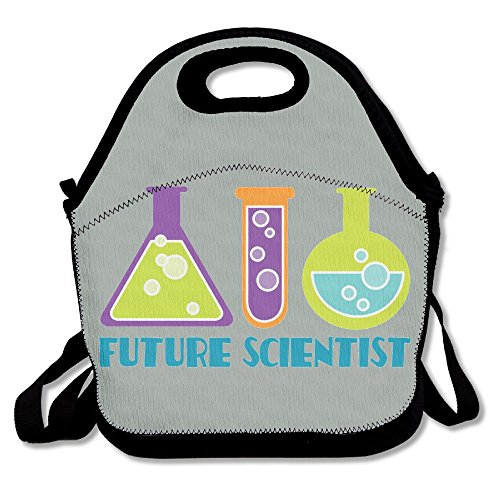 VHGJKGIN Future Scientist (2) Child And Adult Lunch Bags, Lunch Lunch Bags