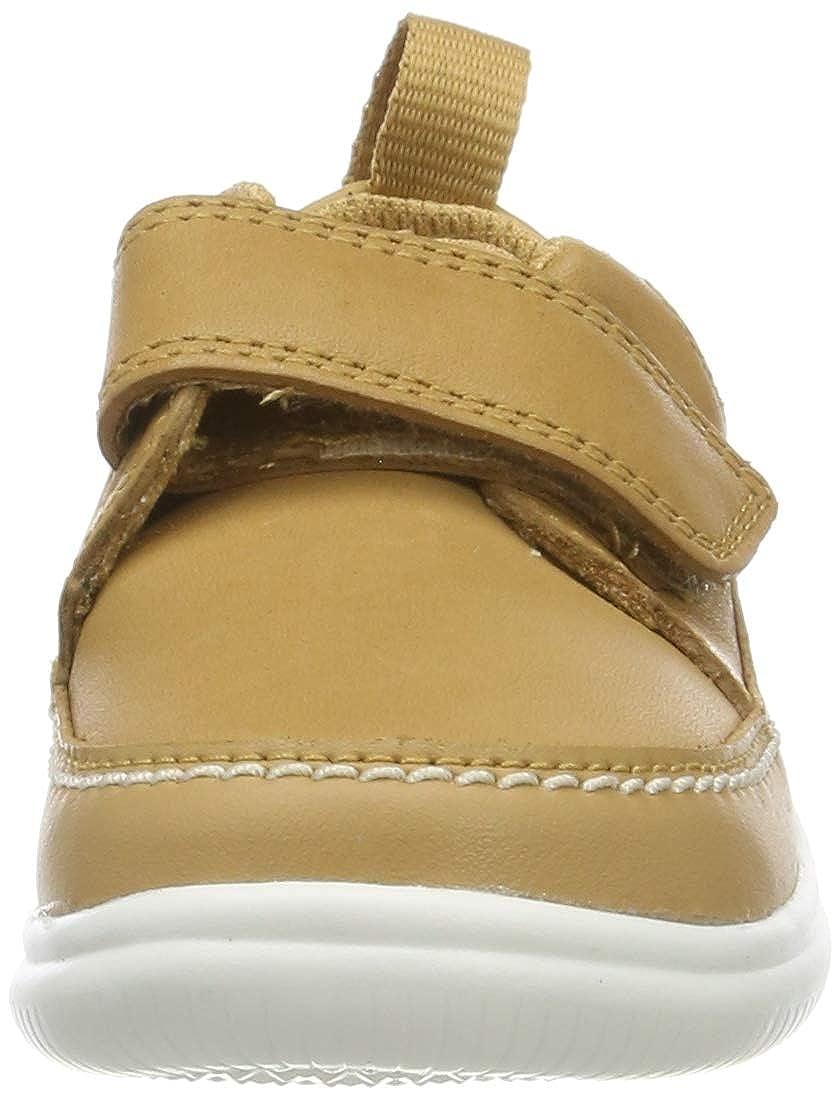 CLARKS Boys/' Cloud Ember T Low-Top Sneakers
