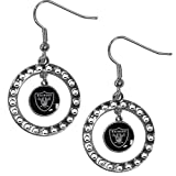 : Siskiyou NFL Rhinestone Earrings