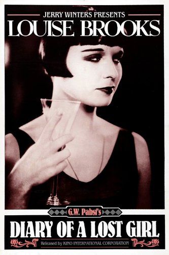 Diary of a Lost Girl Movie Poster (11 x 17 Inches - 28cm x 44cm) (1929) Style D -(Louise Brooks)(Fritz Rasp)(Josef Rovensky)(Sybille Schmitz)