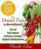 The Daniel Fast: A Devotional
