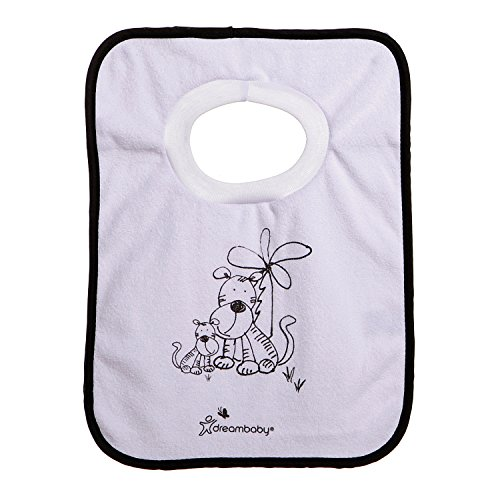 Dreambaby Pullover Bibs, 4 Count by Dreambaby (Image #1)