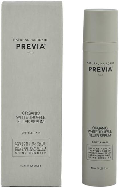 Previa Reconstruct Organic White Truffle Filler Serum 50ml