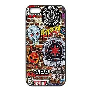 iPhone 4 4s Cell Phone Case Black Sticker Ckplk